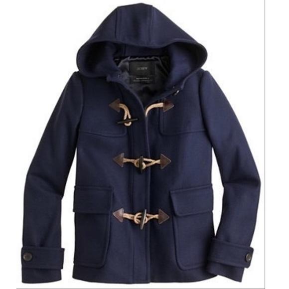 J. Crew Jackets & Blazers - Like New. J. Crew Classic coat